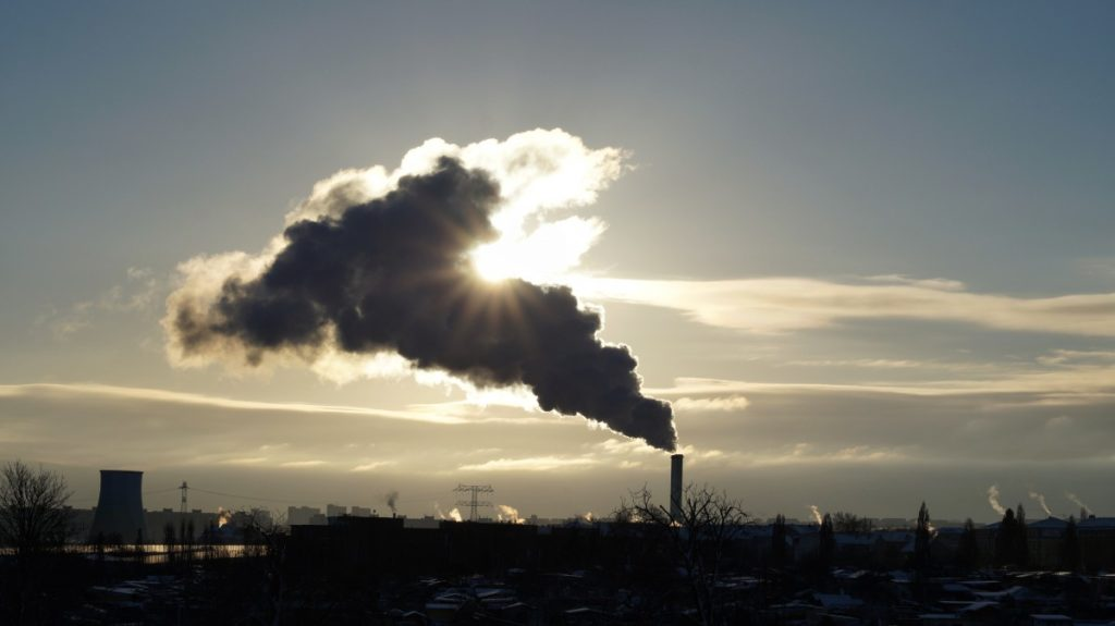 Contaminación atmosférica por cadmio en Barcelona