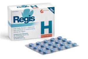 REGIS H Silimarina. Hígado graso y diabetes