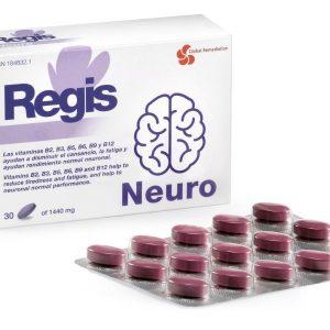 REGIS NEURO. Concentracion memoria cansancio y fatiga
