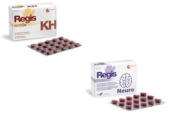 Pack Regis Neuro - Regis KH antiOx