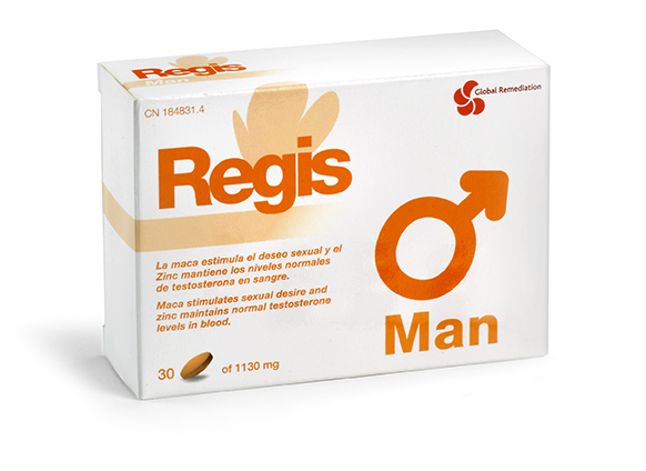 REGIS MAN es una viagra natural