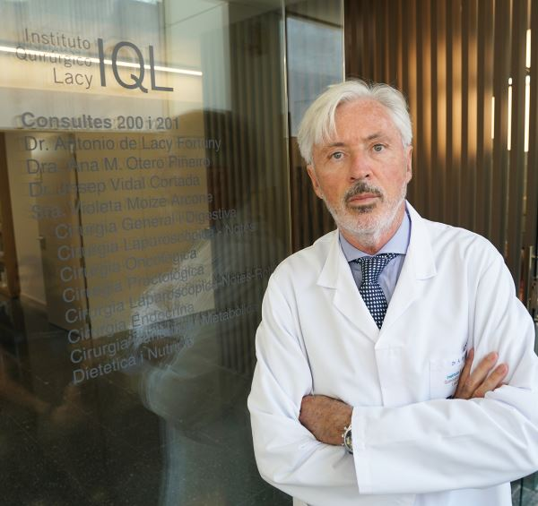 Dr. de Lacy