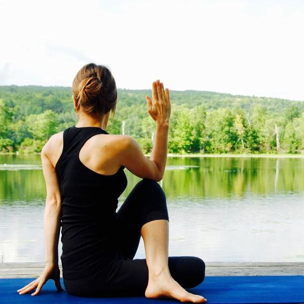 NuriaGBlife Yoga. Asesora en vida natural